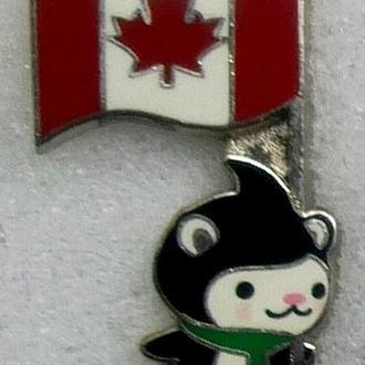 спорт, талисман, олимпиада Ванкувер 2010.