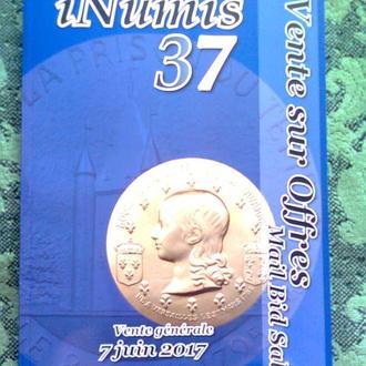 """Каталог монет """"iNumis"""" (Франция), 2017 г. (210 стр.)"""