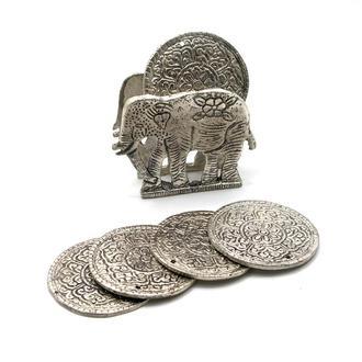 Подстаканники Слон металл
