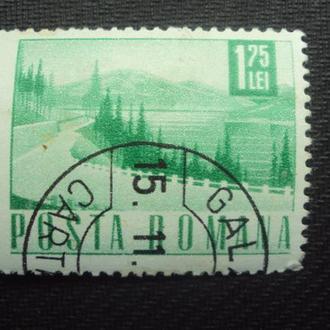 Румыния 1967г.гаш.