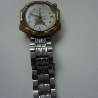 Часы наручные Генеральские с браслетом