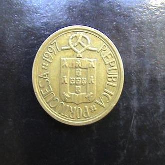 10 эскудо (1997) Португалия.