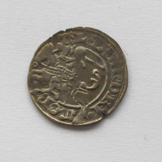 полугрош 1501-1506гг Александр Ягелончик , Литва, Вильно (А10)
