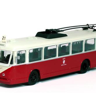 Троллейбус VETRA VBRH (KULTOWE AUTA PRL 1/72)