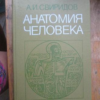 Свиридов. Анатомия человека.