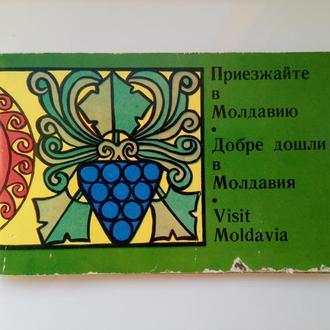 Приезжайте в Молдавию