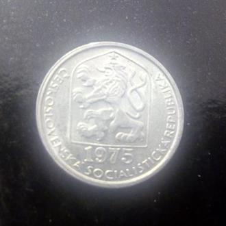 10 геллеров (1975) Чехословакия.