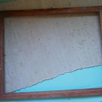 Рама старая деревянная