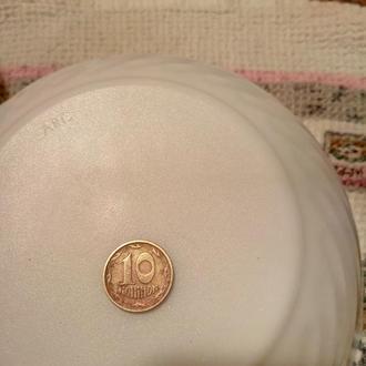 Монете Украины 1992 года 10,50 копеек