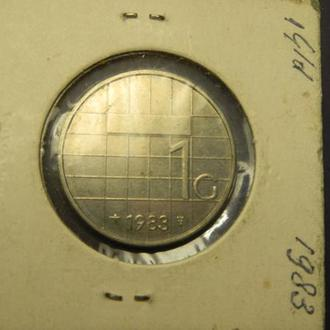 1 гульден 1983 Нідерланди