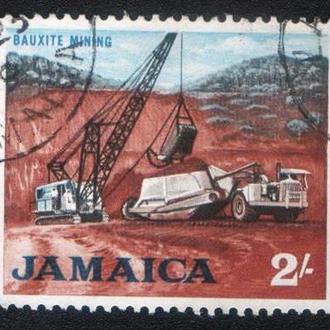 Ямайка (1964) Местные виды. Добыча бокситов