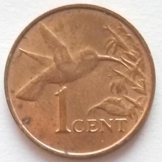Тринидад и Тобаго 1 цент 2002