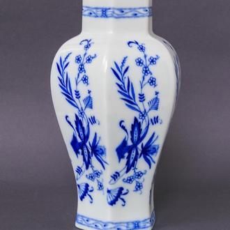 Фарфоровая ваза фарфор ANCAP SONA VERONA ITALY Италия