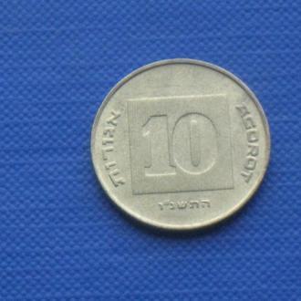 10 агарот Израиль