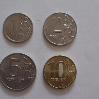 набор монет (Россия)