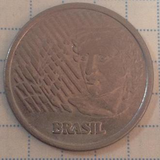 БРАЗИЛИЯ, 50 сентаво 1994