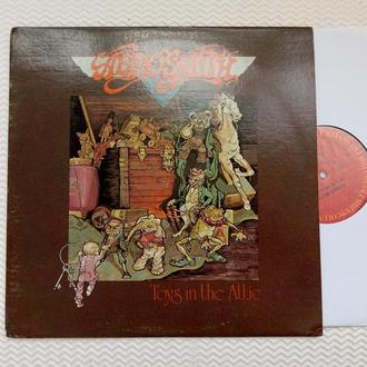 Aerosmith ‎– Toys In The Attic / Columbia ‎– JC 33479 , usa , m-/m