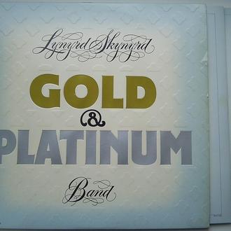 LYNYRD SKYNYRD BAND  Gold & Platinum  2LP  EX-