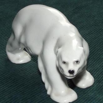 Статуэтка Белый медведь