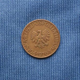 Польша 5 злотых 1976 г