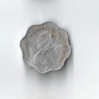 5 центов Восточные Карибы Елизавета II - 1981 год