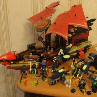 Лего,LEGO,ниндзяго, Ninjago Корабль Дар Судьбы (70738)