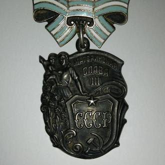 Медаль Материнства 3 ст