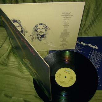Uriah Heep  Firefly  1977  bronze GEMA  EX -  / NM