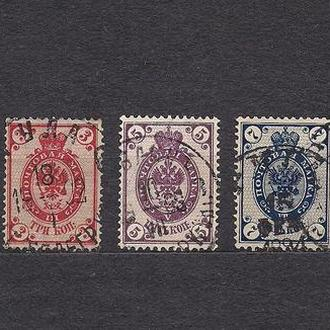 Россия,1888г.,акция, 40% каталога,10-й стандартный выпуск