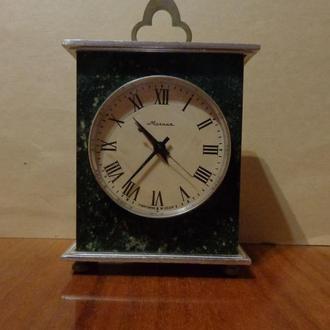 Часы настольные Молния в камне, СССР