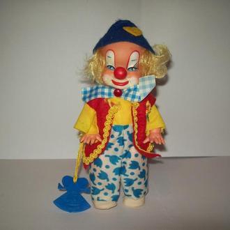 Игрушка кукла Клоун номерная ARI ГДР