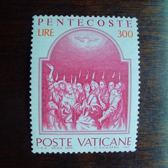 Ватикан.1975г. Живопись. Картина Ель Греко. Полная серия. MNH