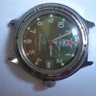 часы Восток командирские рабочий баланс 23114