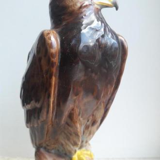 Фарфоровая статуэтка орел Heubach, Германия, 1882-1915гг.