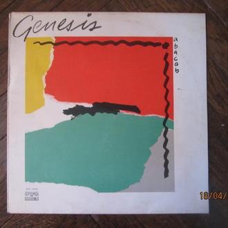 LP Genesis  Abacab Nm Болгария