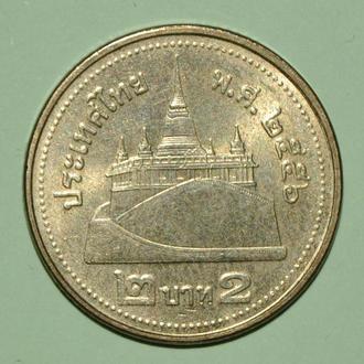 (А) Таиланд 2 бата 2013