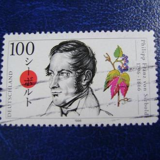 Филипп Франц фон Зибольд.