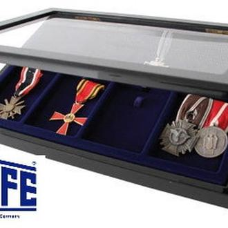 Деревянная витрина для наград и значков - SAFE
