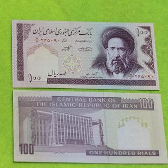 Иран, 100 риалов UNC