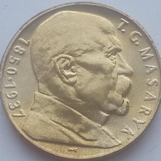 Чехословакия 10 крон 1993 год, Масарик! ОТЛИЧНАЯ!!!!!!!!!
