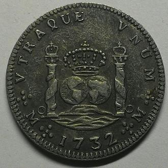 Жетон 1732 год Испания