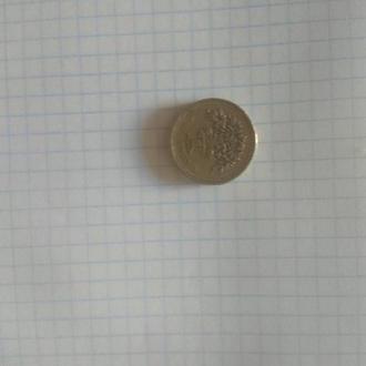 1 фунт 1987