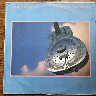 LP Dire Straits  Brothers In Arms Vg++ Россия