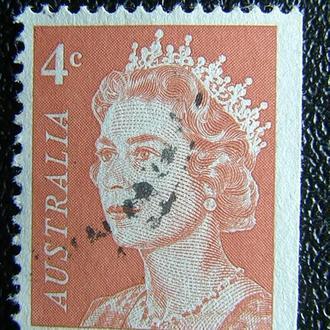 Почтовая марка Австралии. Стандарт.