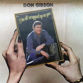 Don Gibson - I'm All Wrapped Up In You