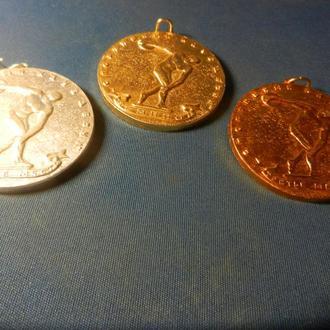 Медали Спортклуб Десна-Брянск 1975 год