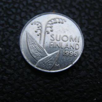 10 пенни 1996 Финляндия