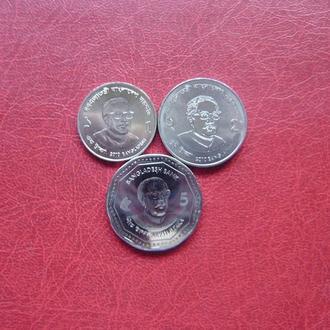 Бангладеш набор 2010-2012 1, 2, 5 така