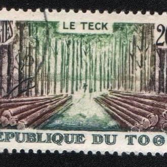 Того (1959) Тиковое дерево