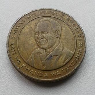 100 шилінг Танзанія